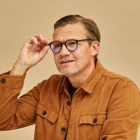 Grosetto Black Læsebrille - PREMIUM