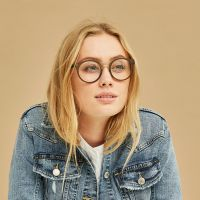 Biella Olive Læsebrille - CLASSIC