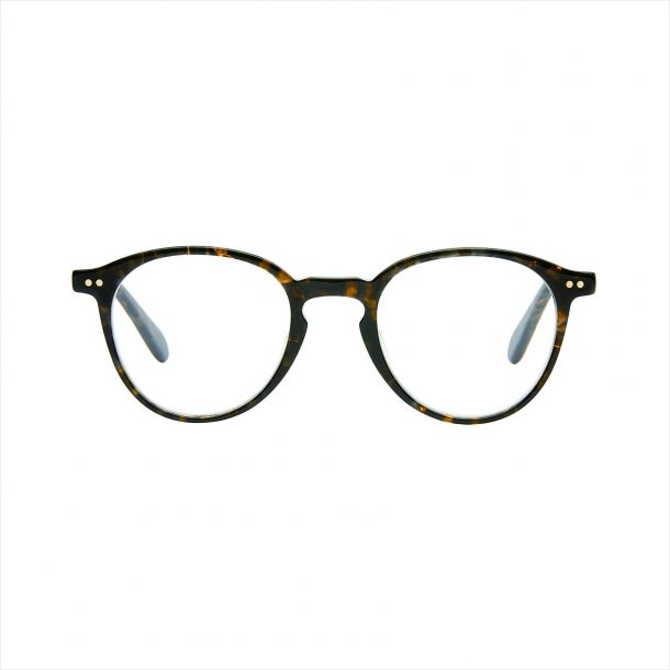 Grosetto Black Turtle Læsebrille- PREMIUM