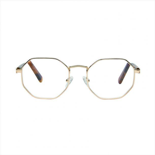 Arezzo Brown Læsebrille - PREMIUM