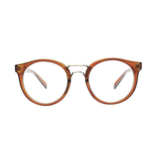 Biella Toffee Læsebrille - CLASSIC