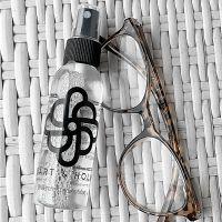 Brillerens med antidug