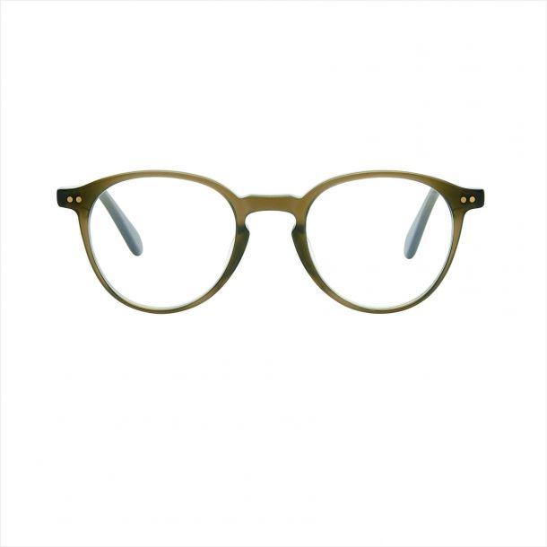 Grosetto Olive Læsebrille - PREMIUM