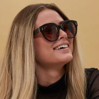 Siena Black Solbrille - PREMIUM
