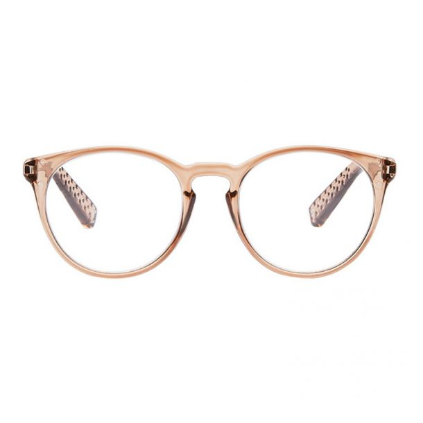 Torino Walnut Læsebrille - CLASSIC