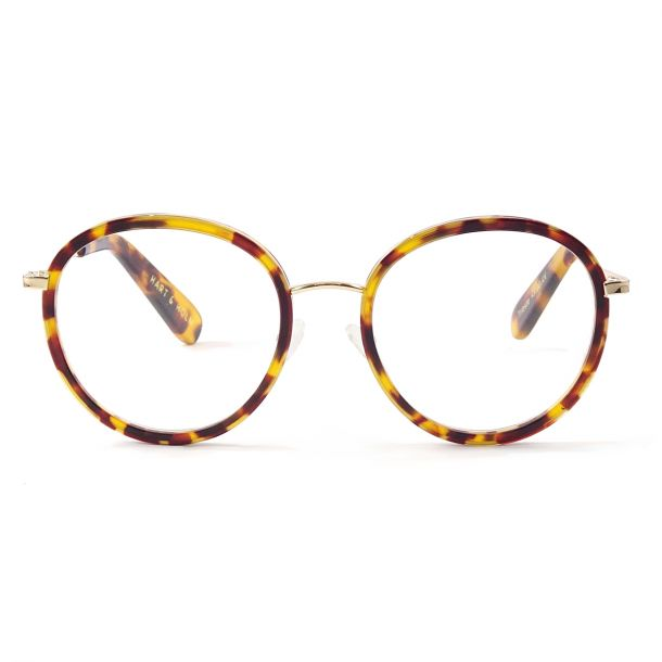 Trieste Brown Turtle Læsebrille - PREMIUM