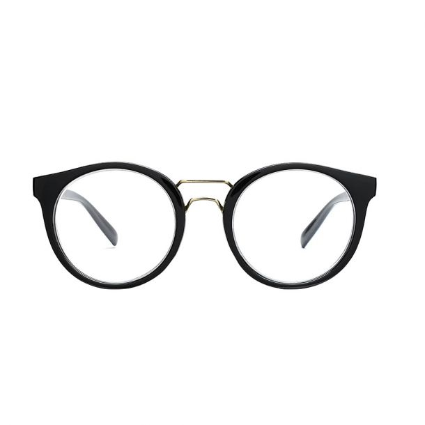 Biella Black Læsebrille - CLASSIC