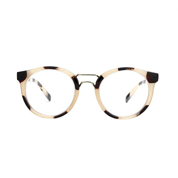 Biella Creme Læsebrille - CLASSIC