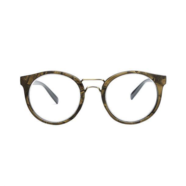 Biella Golden Læsebrille - CLASSIC