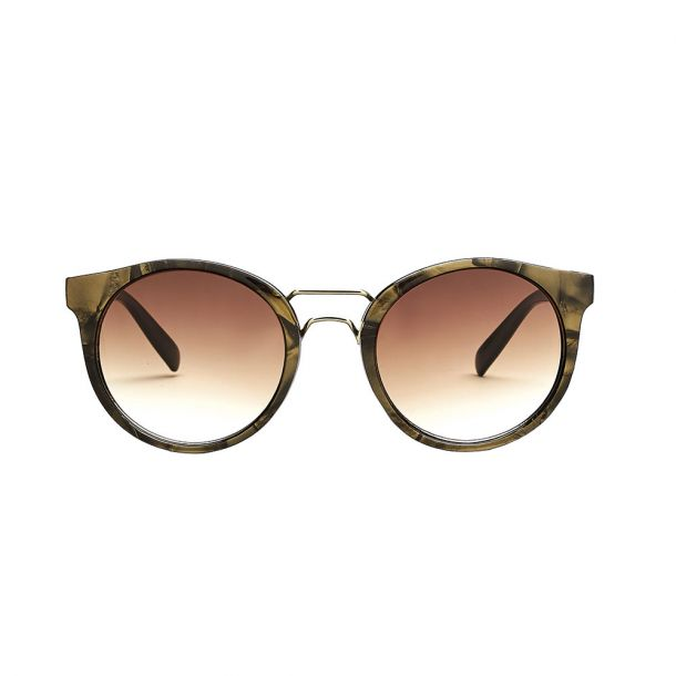 Biella Golden Solbrille - CLASSIC