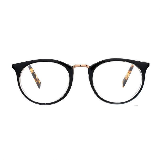 Catania Black Læsebrille - PREMIUM
