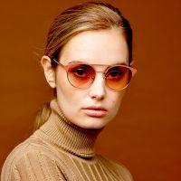 Genova Rose Solbrille med styrke - PREMIUM