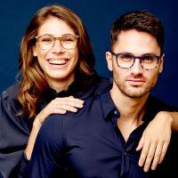 Lazio Blue Læsebrille - CLASSIC