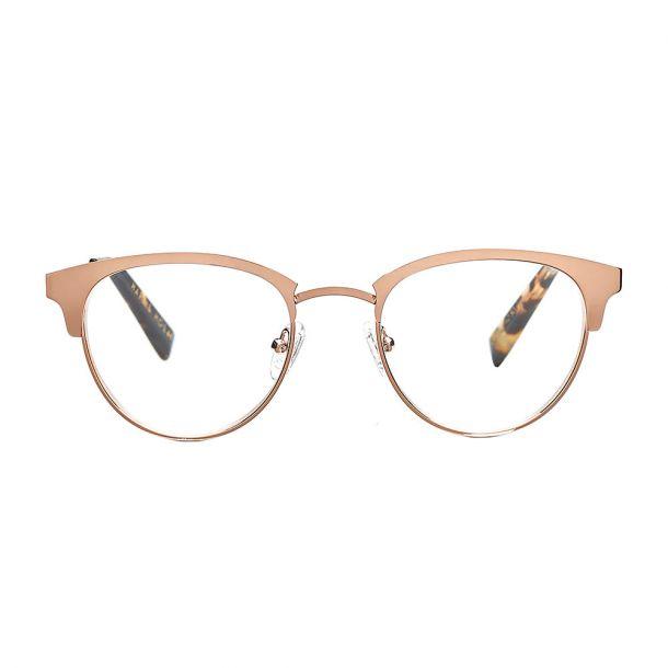 Lucca Rosegold Læsebrille - PREMIUM