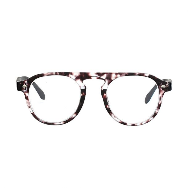 Milano Brown Læsebrille - CLASSIC