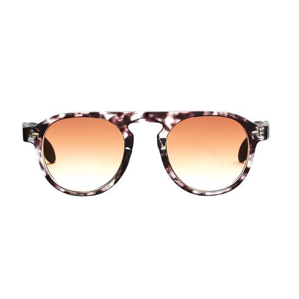 Milano Brown Solbrille med styrke - CLASSIC