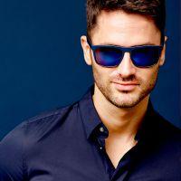 Monza Blue Solbrille - PREMIUM