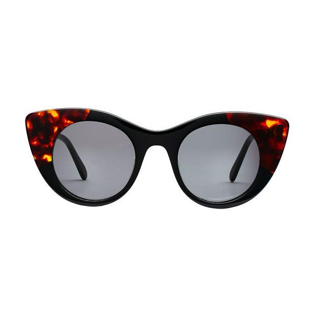 Roma Black Solbrille - PREMIUM