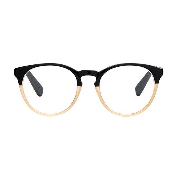 Torino Black Læsebrille - CLASSIC