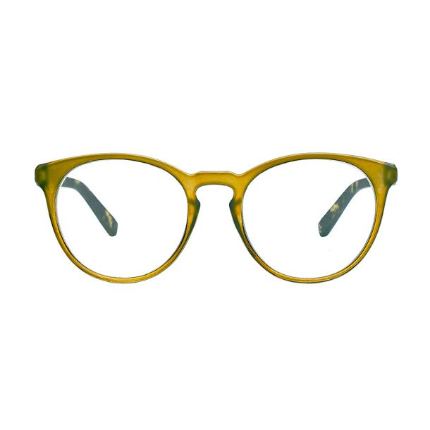 Torino Olive Læsebrille - CLASSIC