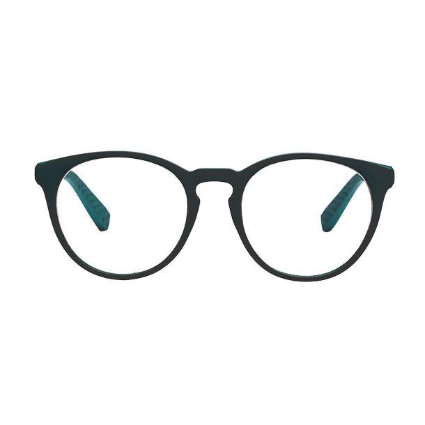 Torino Petrol Læsebrille - CLASSIC