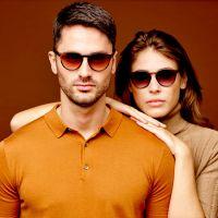 Torino Brown Solbrille med styrke - CLASSIC